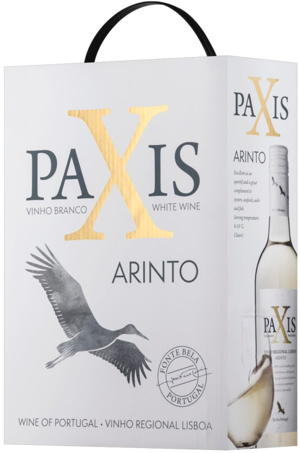 Paxis Arinto bag-in-box