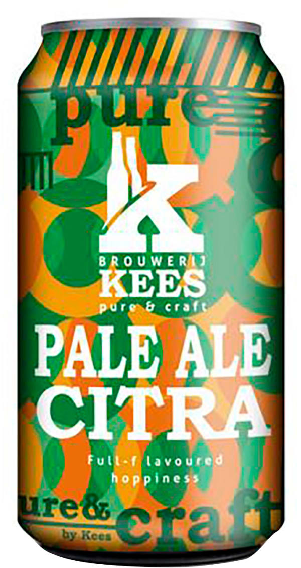 Kees Pale Ale Citra can