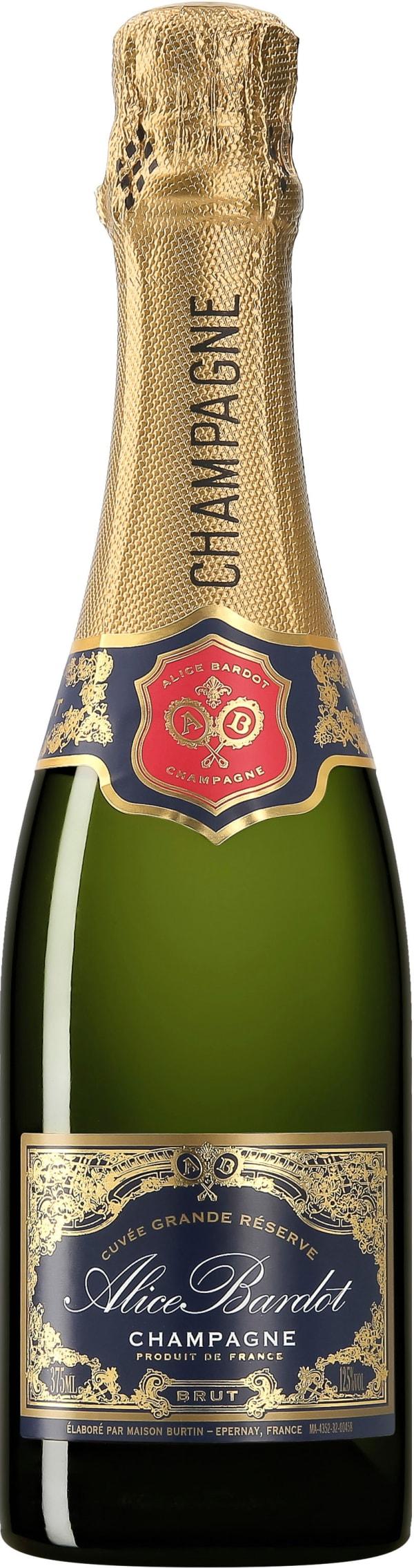 Alice Bardot Cuvée Grande Reserve Champagne Brut