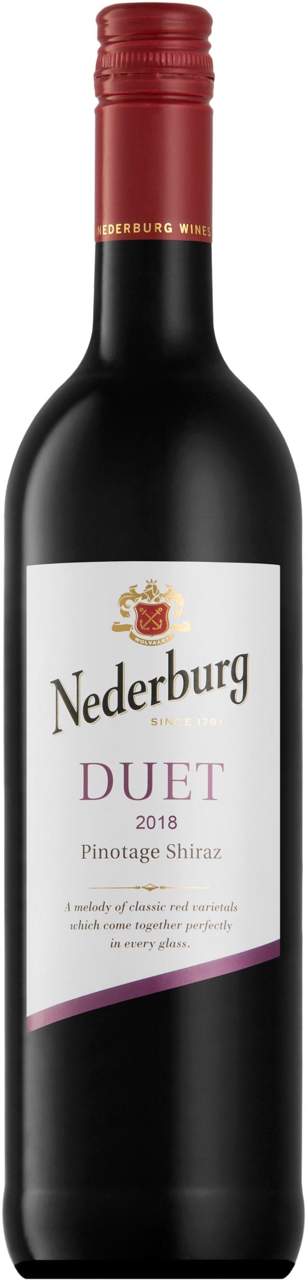 Nederburg Duet 2018