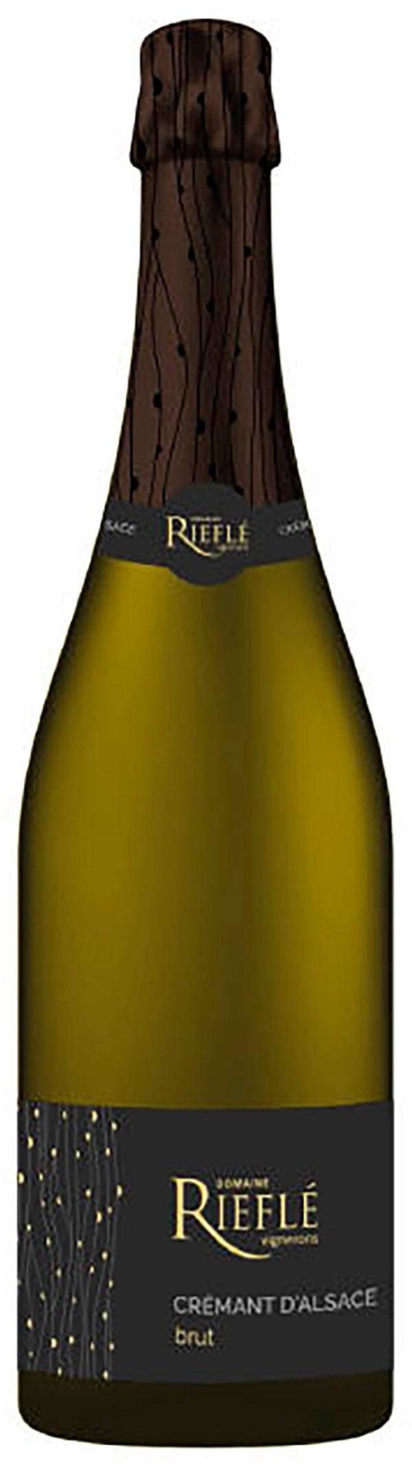 Domaine Rieflé Cremant d'Alsace Brut