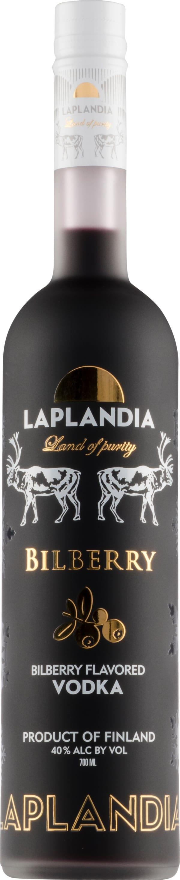 Laplandia Bilberry Vodka