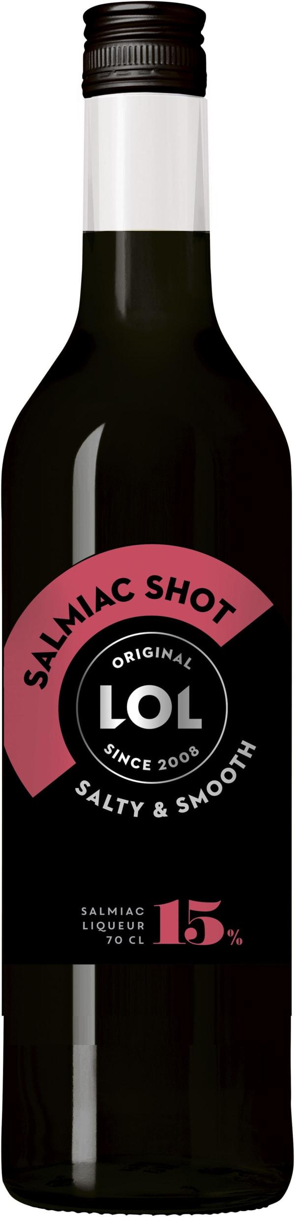 LOL Salmiakki Shot