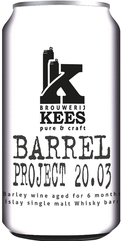 Kees Barrel Project 20.03 can