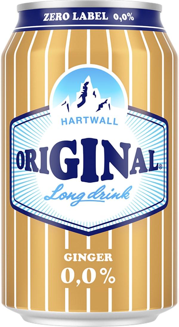 Original Long Drink Ginger 0,0% can