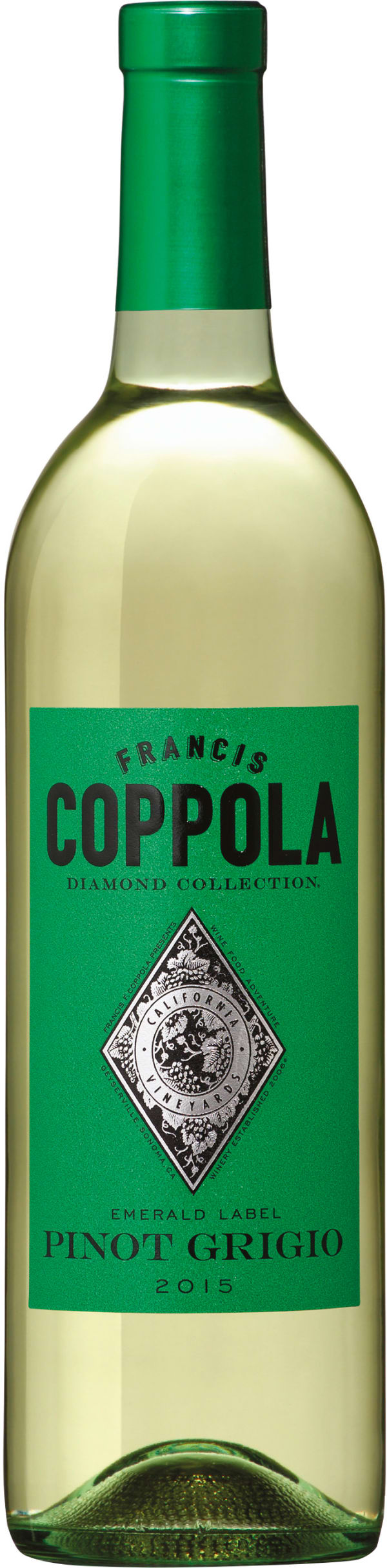Coppola Diamond Collection Pinot Grigio 2016