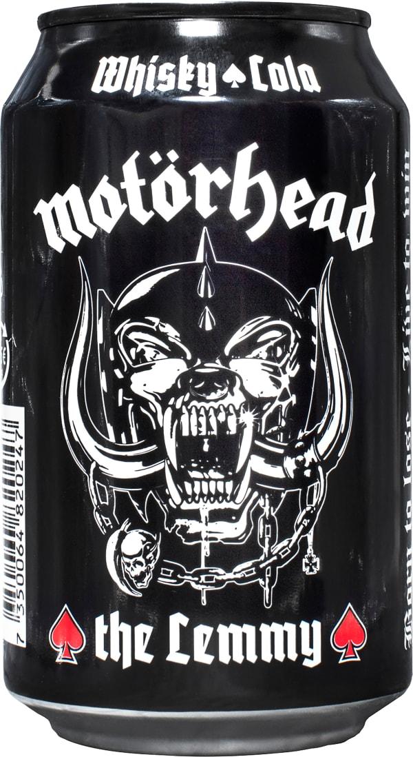 Motörhead the Lemmy burk