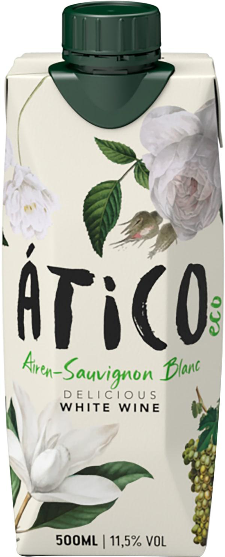 Atico Eco White kartongförpackning