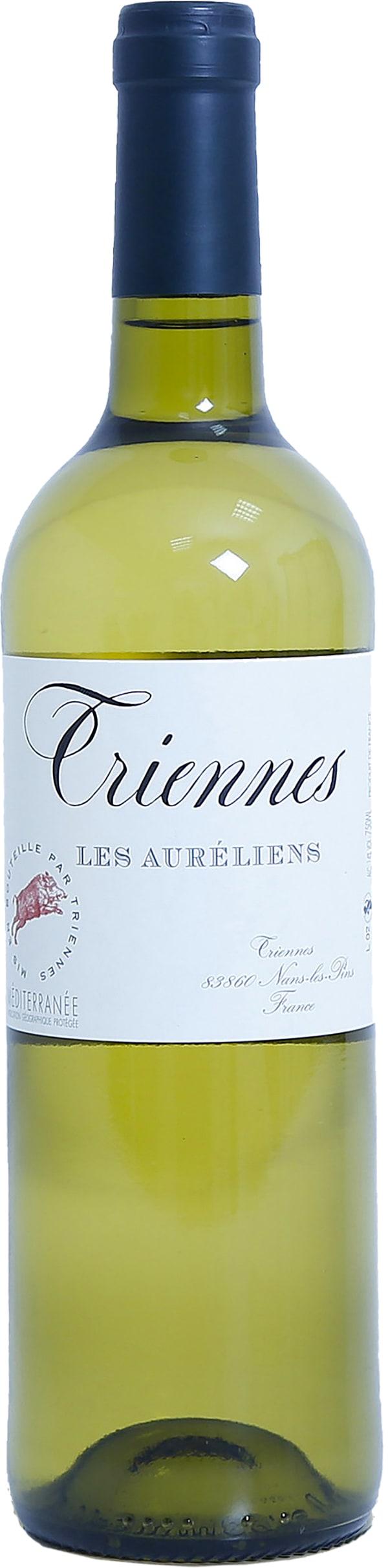 Triennes Les Auréliens Blanc 2019