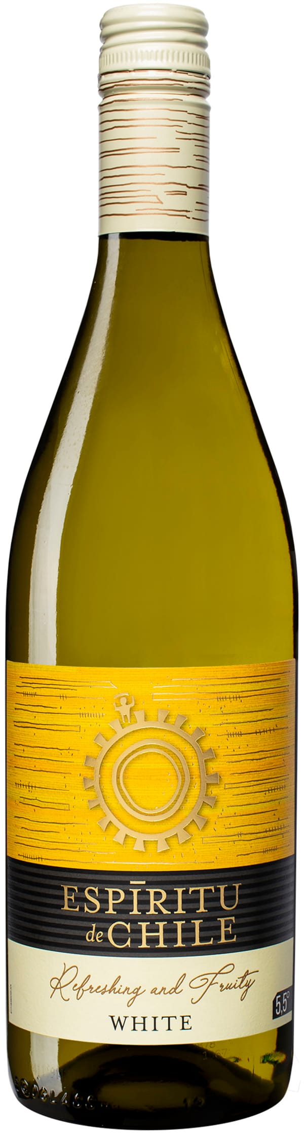 Espiritu de Chile Refreshing & Fruity White