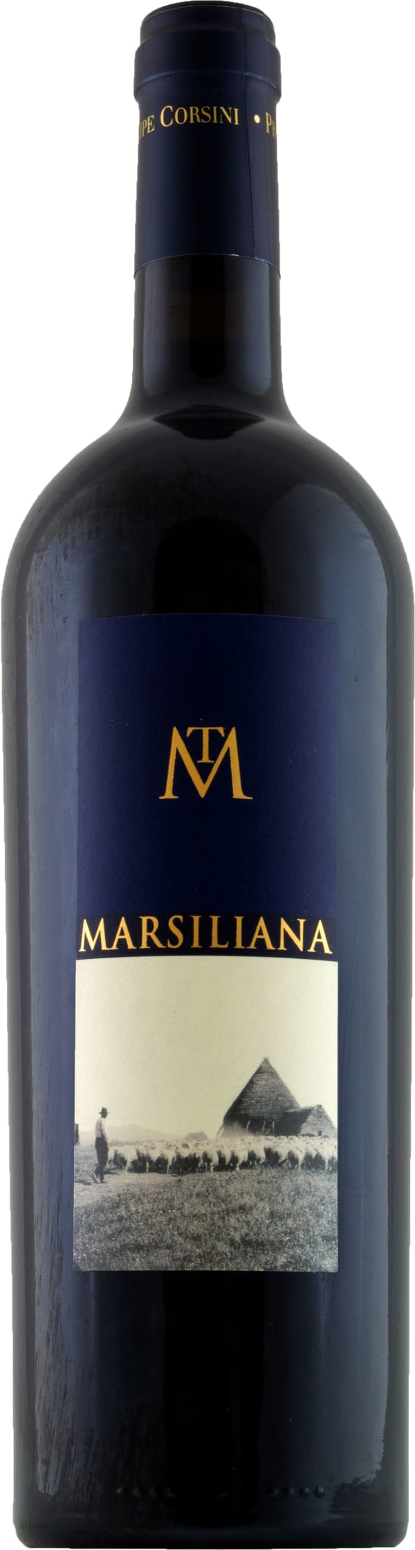 Tenuta Marsiliana Maremma Toscana Rosso 2011
