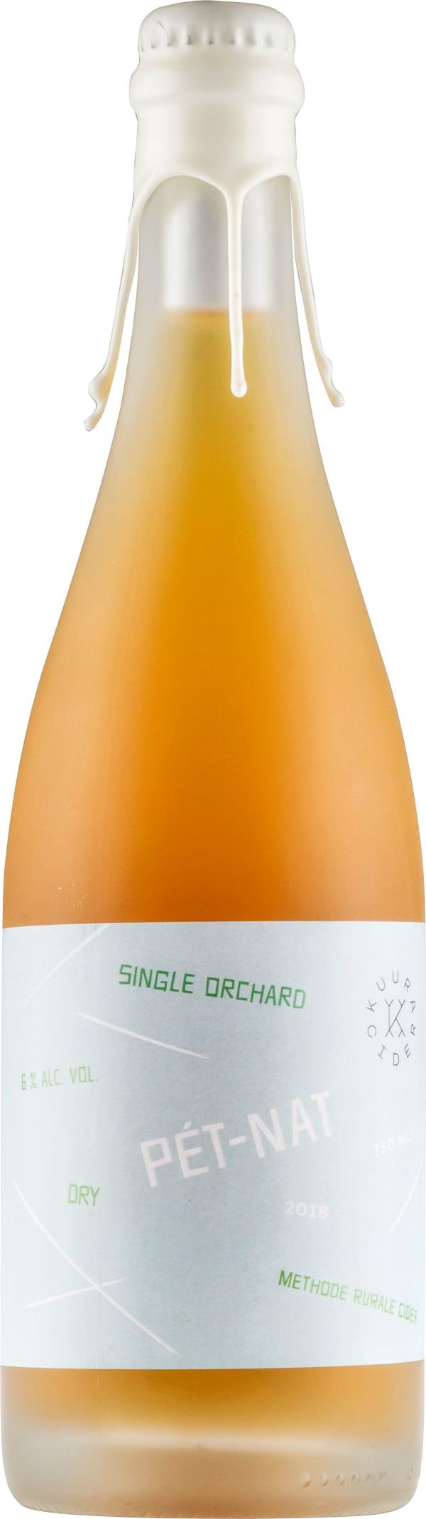Kuura Single Orchard Pét-Nat Dry Cider 2018