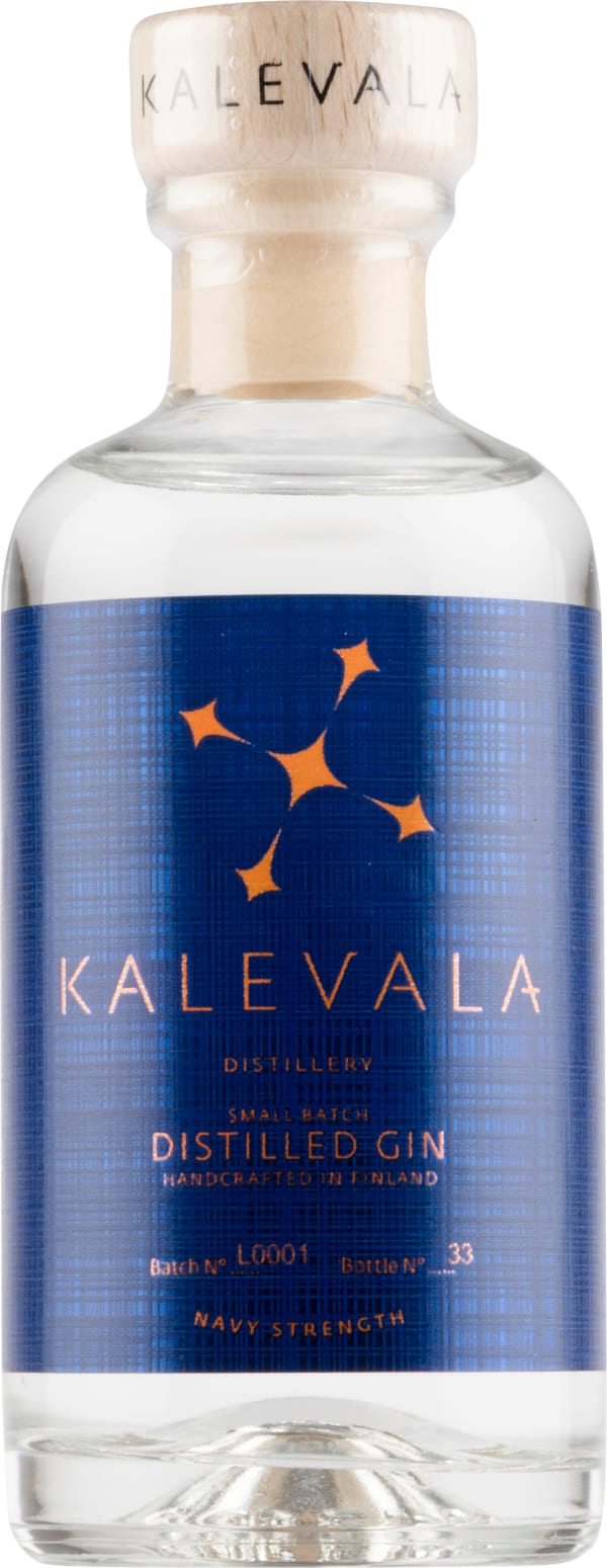 Kalevala Blue Label Gin
