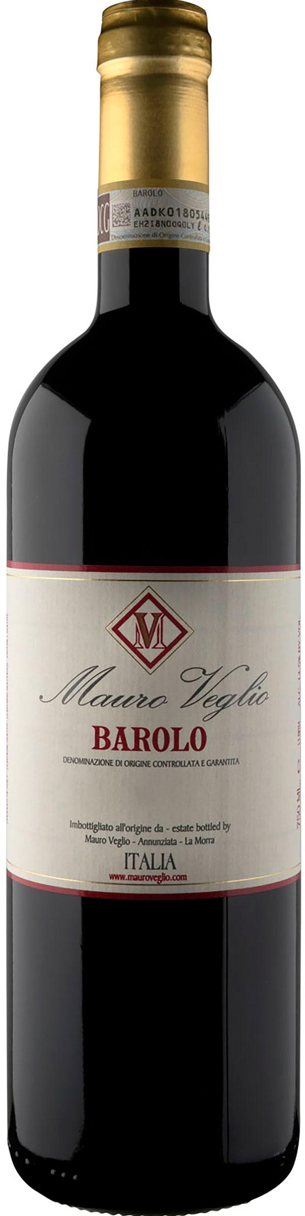 Mauro Veglio Barolo 2016
