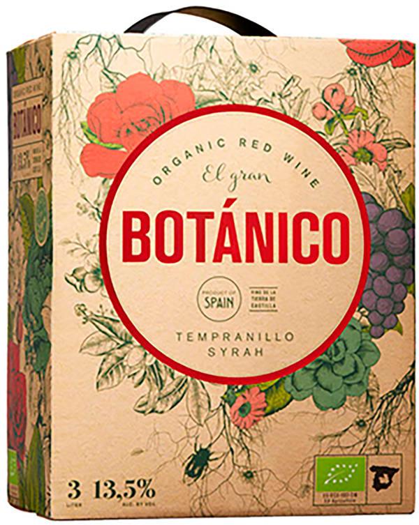 El Gran Botanico 2020 lådvin