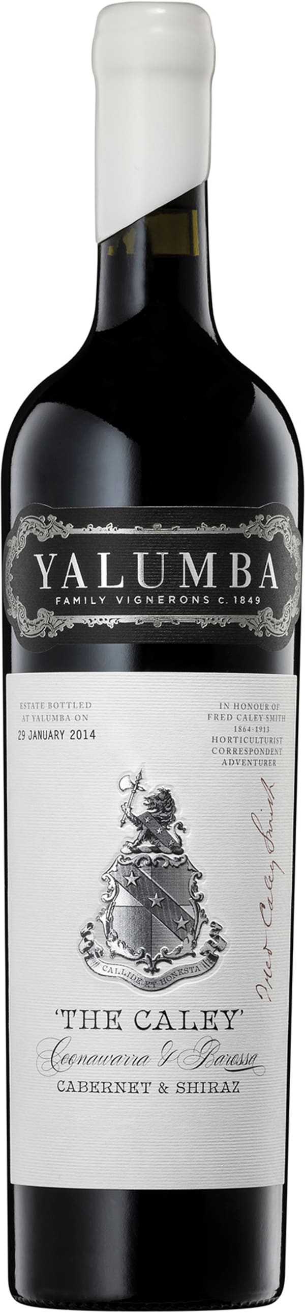 Yalumba The Caley Cabernet Shiraz 2012