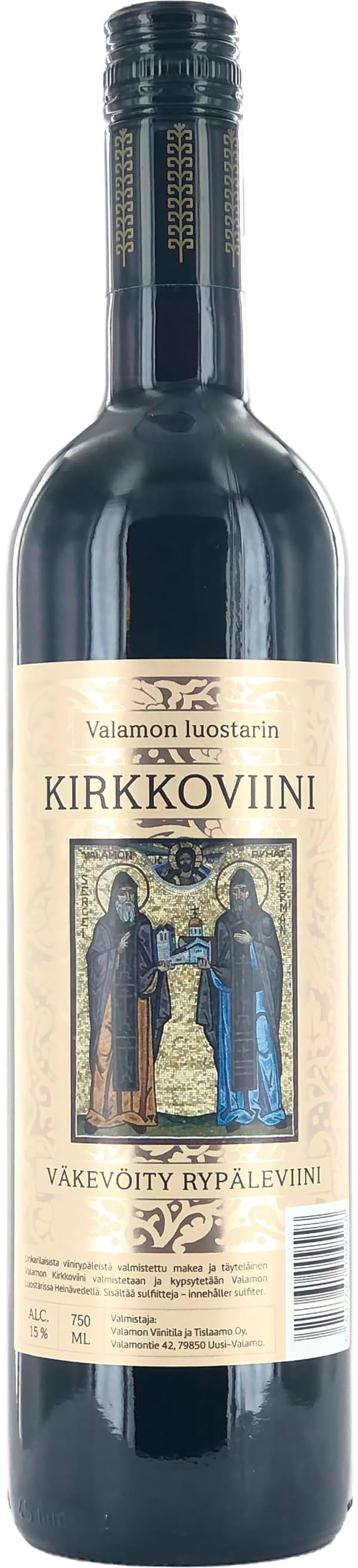 Valamon Kirkkoviini