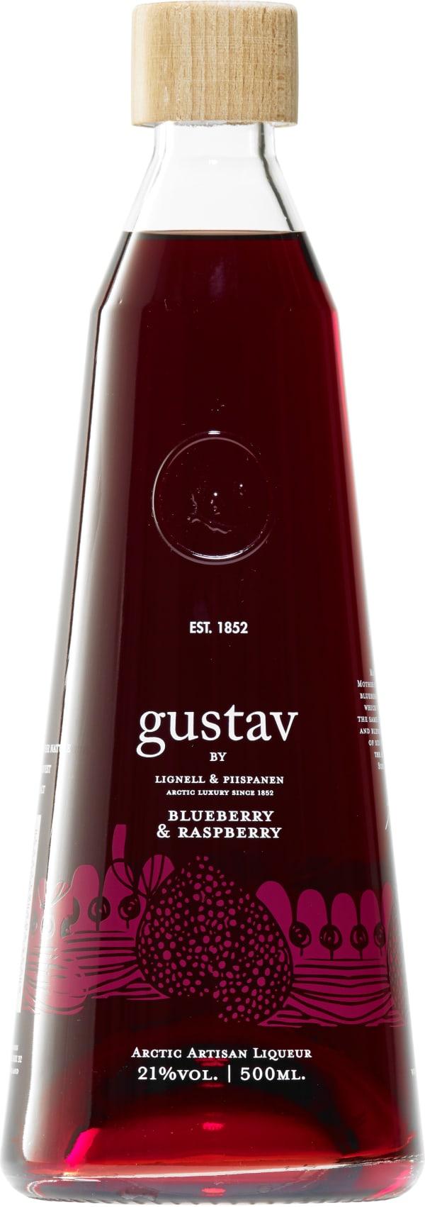 Gustav Blueberry & Raspberry
