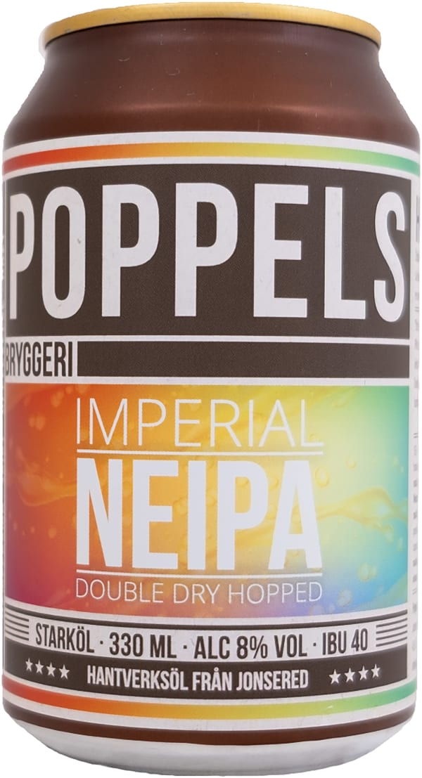 Poppels Imperial Neipa can