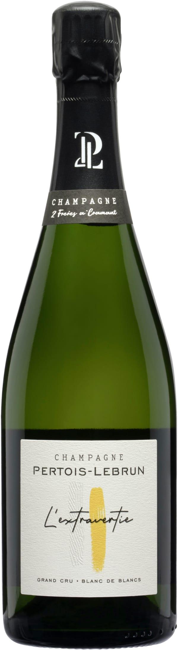 Pertois-LeBrun L´Extravertie Blanc de Blancs Champagne Extra Brut