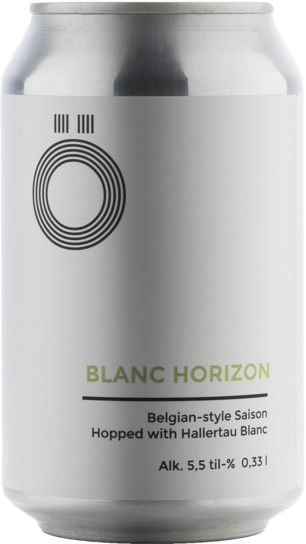 Ö Brewing Blanc Horizon Saison burk