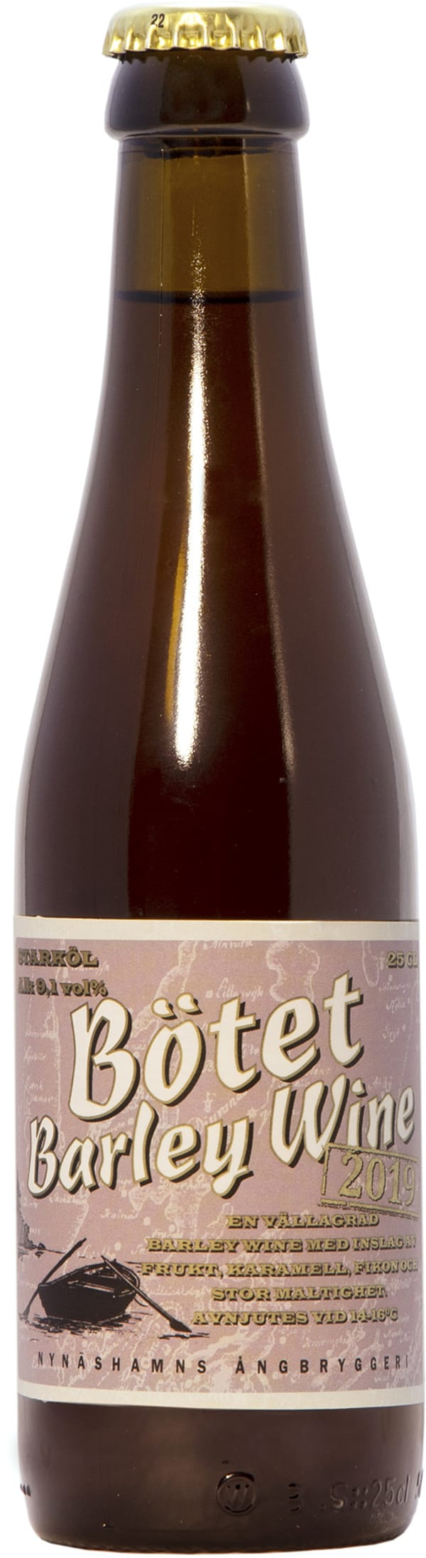 Nynäshamns Bötet Barley Wine