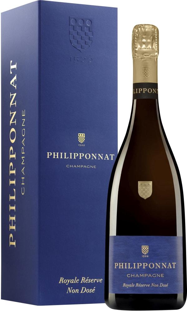 Philipponnat Royale Réserve Non Dosé Champagne Brut