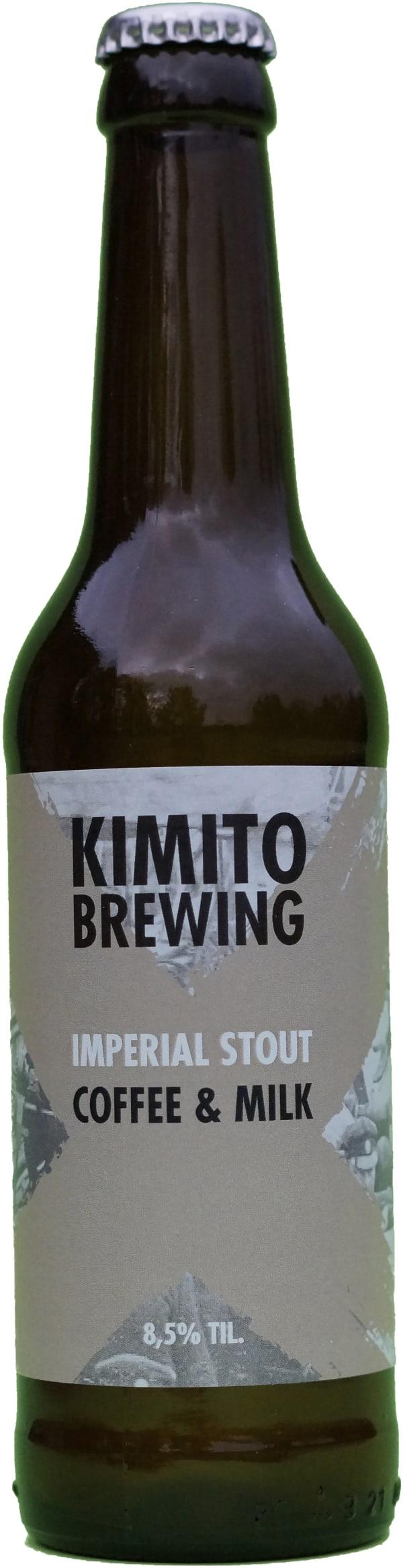 Kimito Coffee Milk Imperial Stout