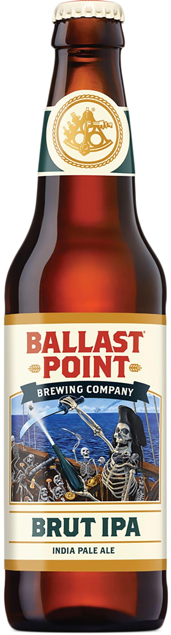 Ballast Point Brut IPA
