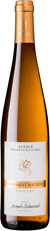 Clos Saint Materne Pinot Gris 2018