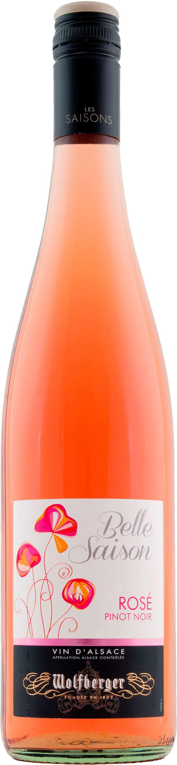 Wolfberger Belle Saison Rosé Pinot Noir