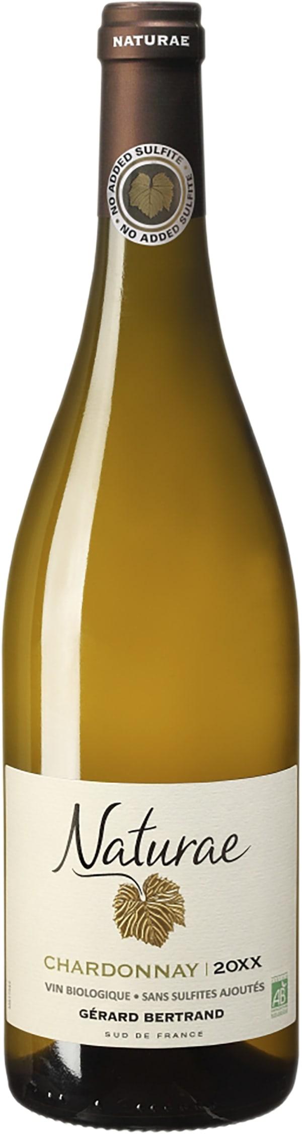 Gérard Bertrand Naturae Organic Chardonnay 2019