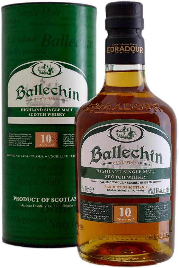 Edradour Ballechin 10 Year Old Single Malt