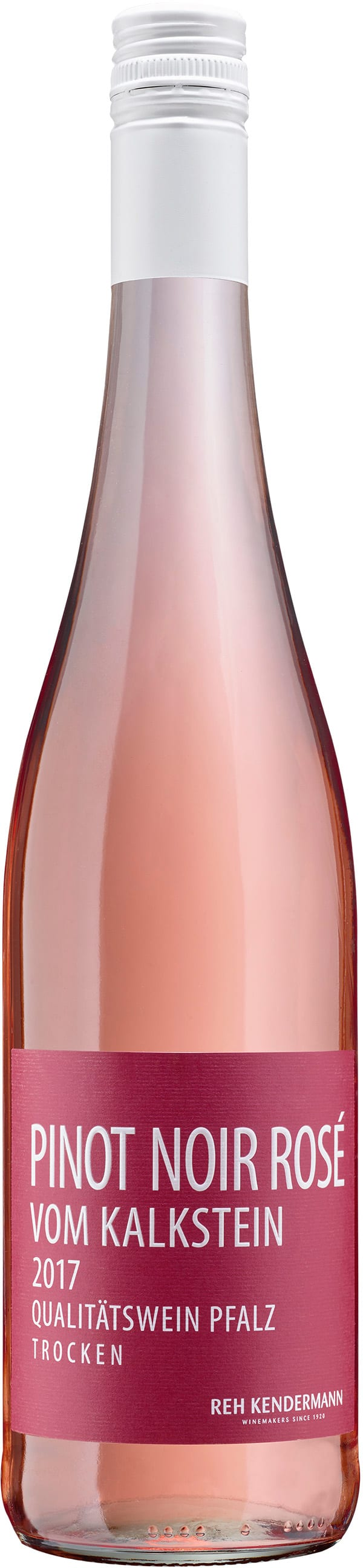 Reh Kendermann Pinot Noir Rose Vom Kalkstein 2017