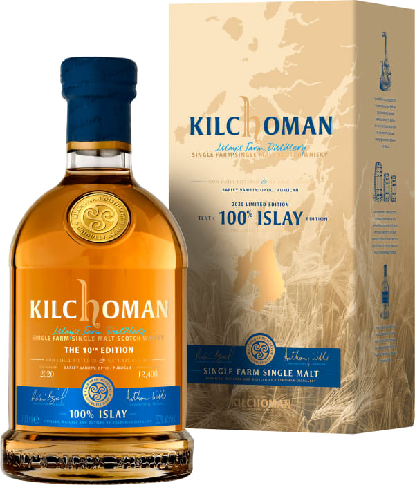 Kilchoman 100% Islay 10th Edition Single Malt