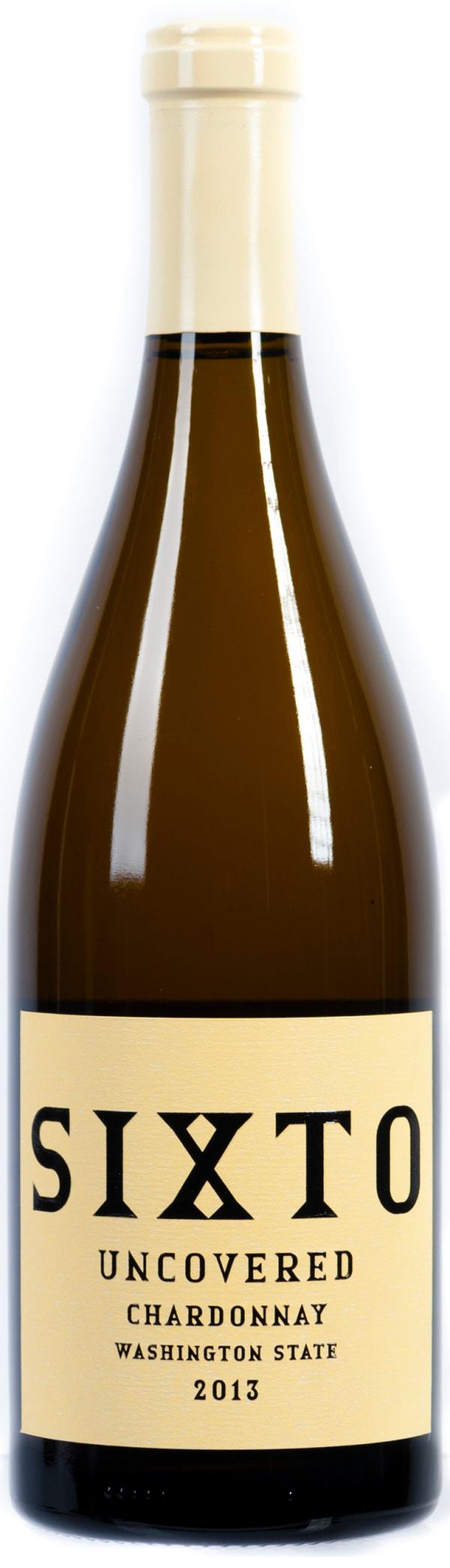 Sixto Uncovered Chardonnay 2015