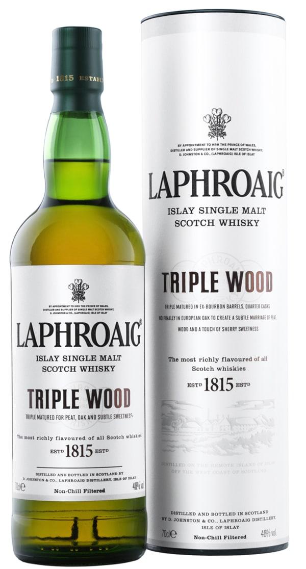 Laphroaig Triple Wood Single Malt