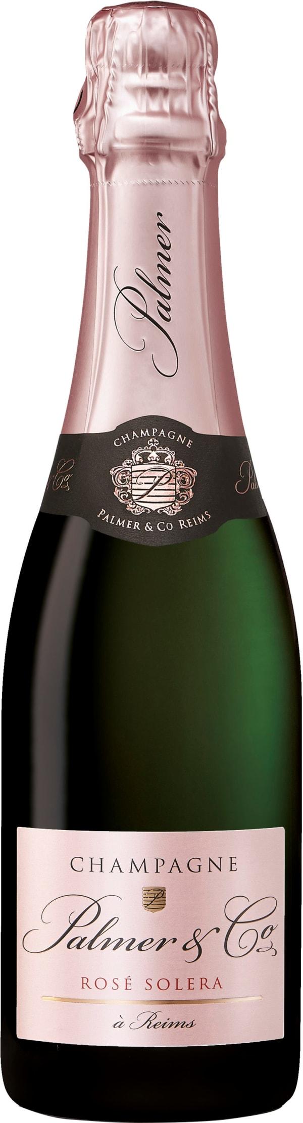 Palmer & Co Rosé Solera Champagne Brut