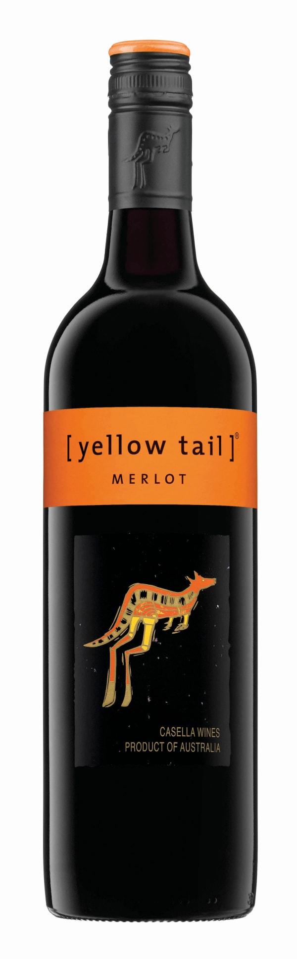 Yellow Tail Merlot 2018