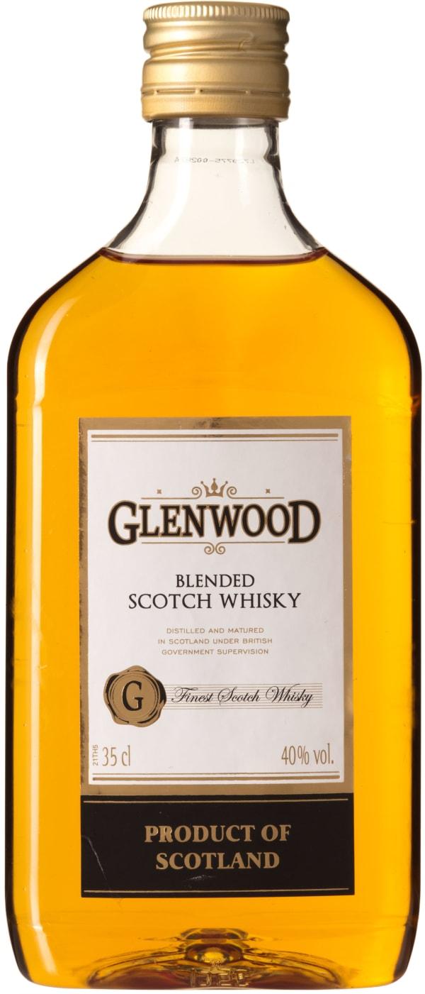 Glenwood plastflaska