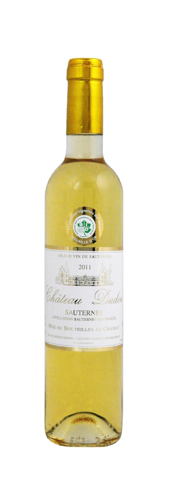 Château Dudon 2010