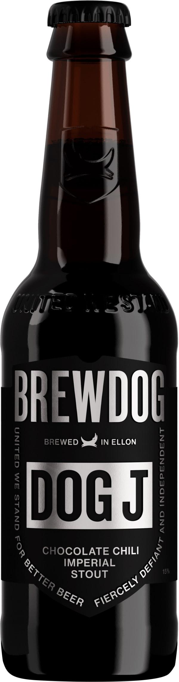 BrewDog Dog J