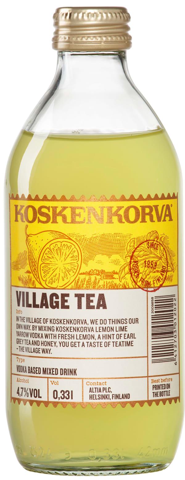 Koskenkorva Village Tea