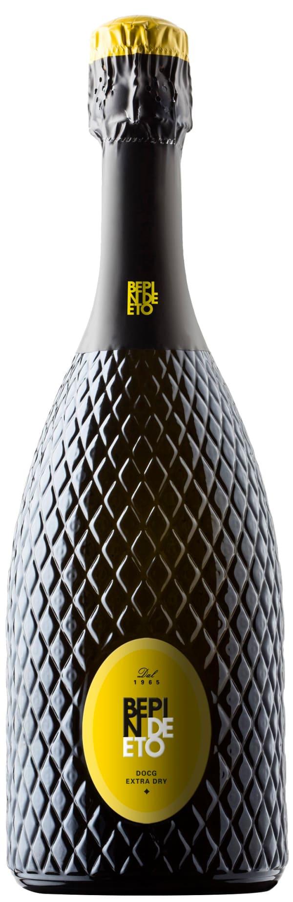 Bepin de Eto Prosecco Extra Dry 2018