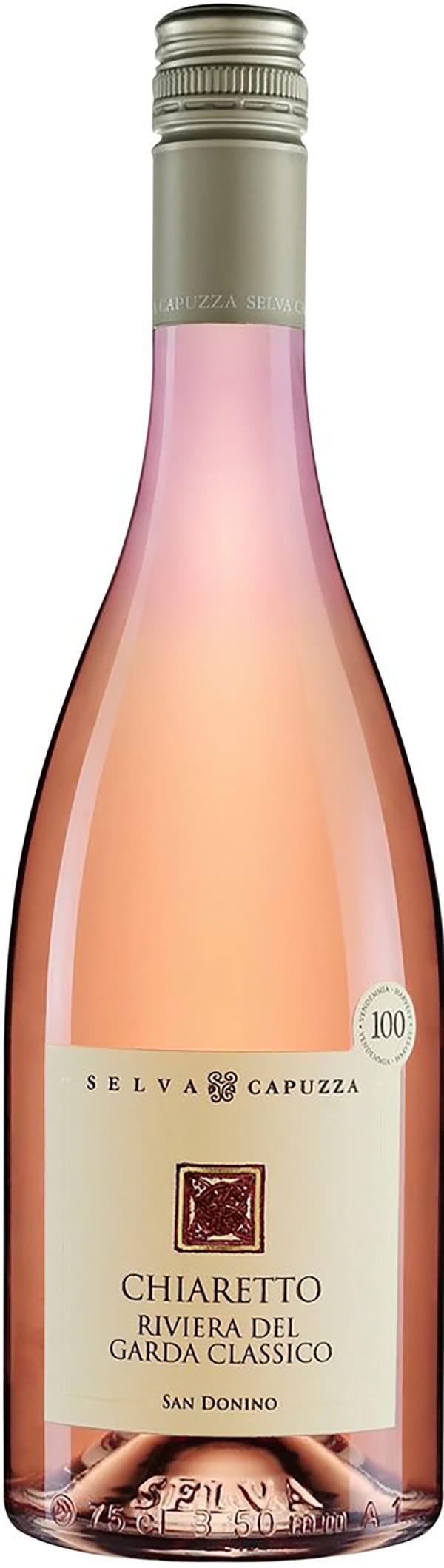 Selva Capuzza Chiaretto Rosé 2018