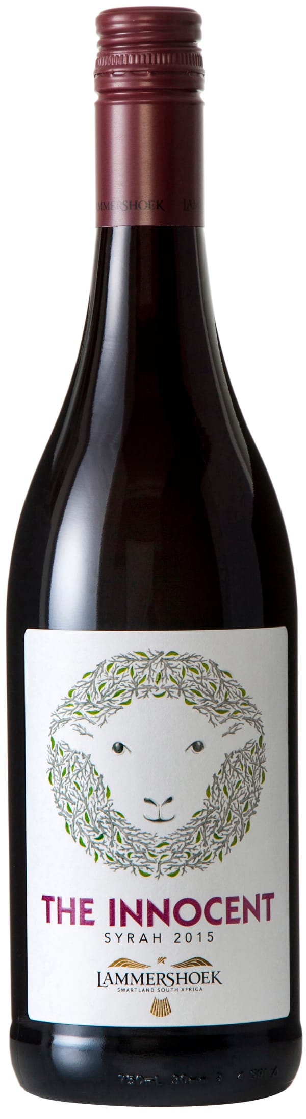 Lammershoek The Innocent Syrah 2015