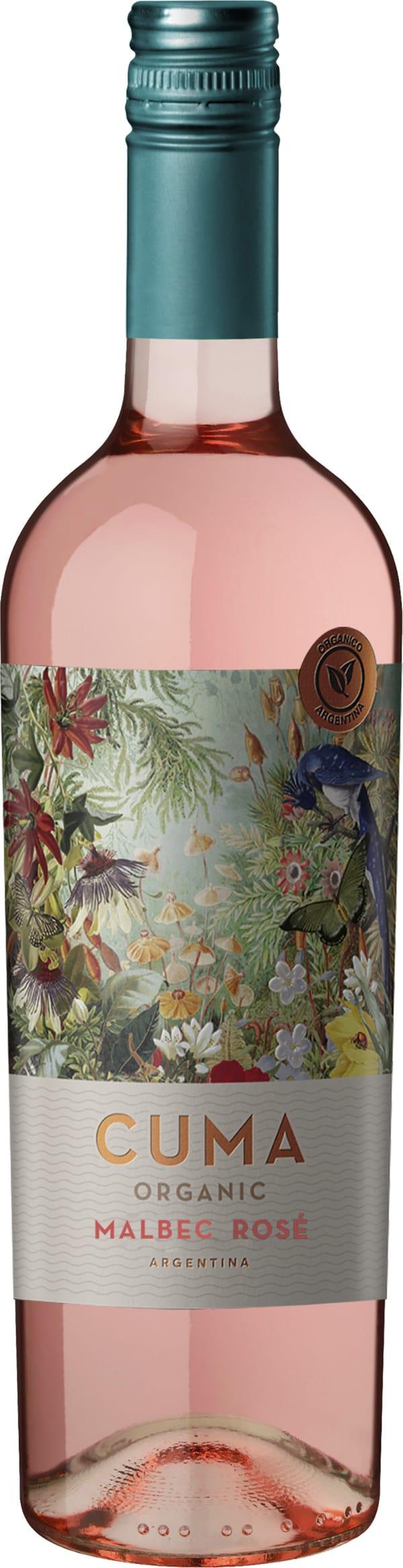 Cuma Malbec Organic Rosé 2019