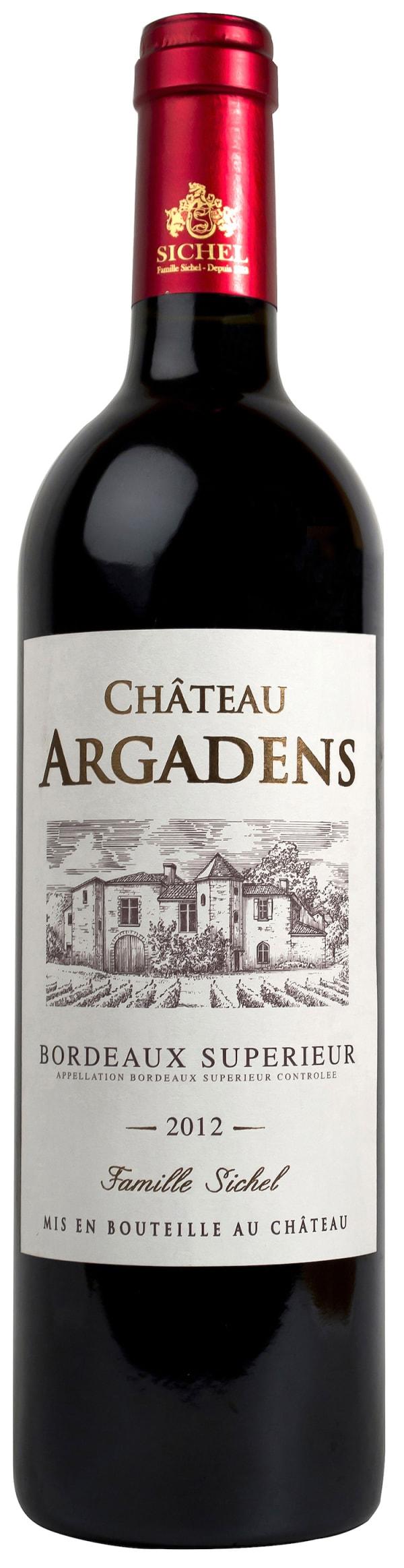 Château Argadens 2014