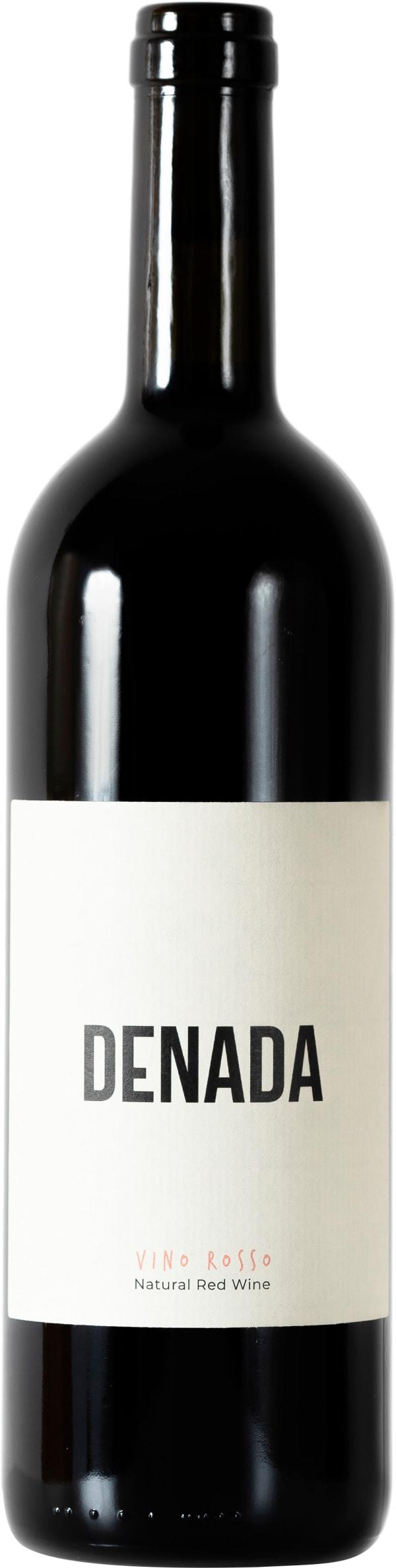 Denada Natural Red Wine 2018