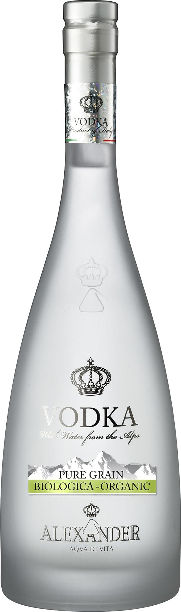Alexander Organic Vodka